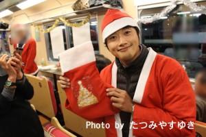 つどいクリスマス列車